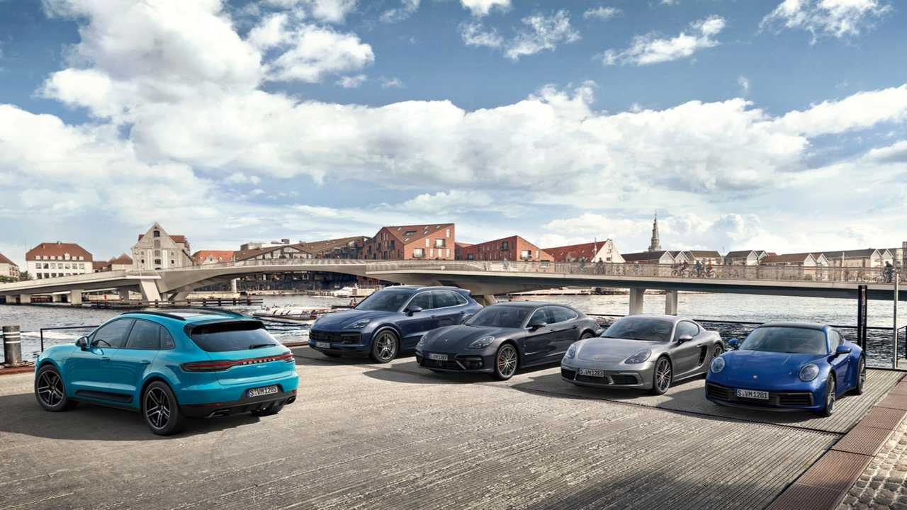 Porsche Drive Abo