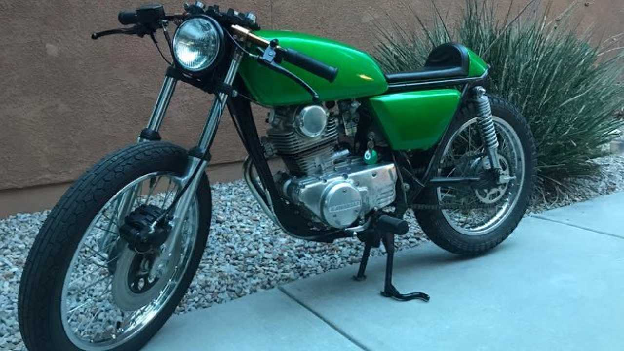 1978 Kawasaki KZ