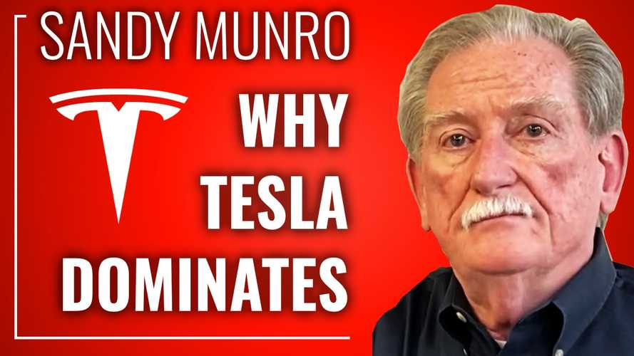 Sandy Munro's Battery Expert Explains Tesla's Battery Tech Domination