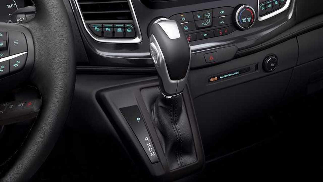 Ford Transit Cambio Automatico 10 marce
