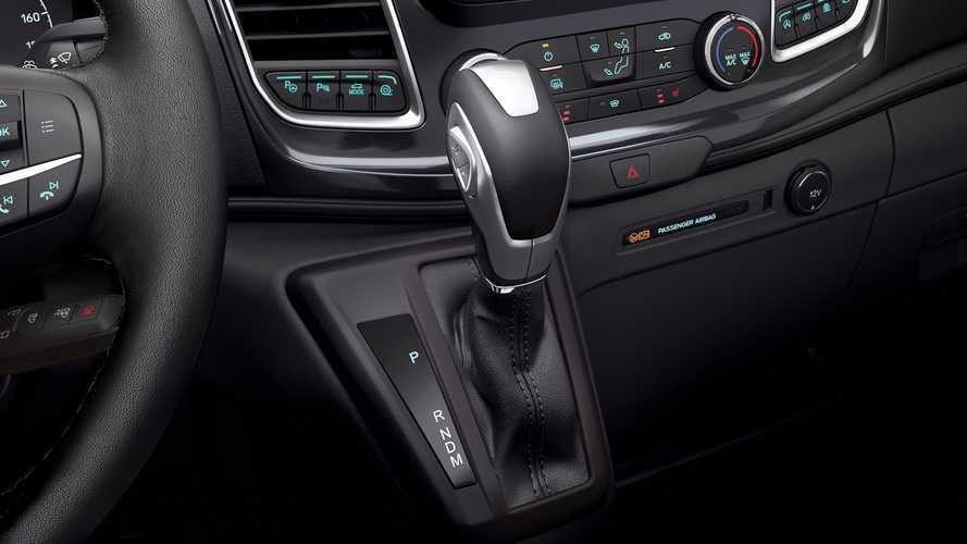 Ford Transit, in arrivo il cambio automatico a10 marce