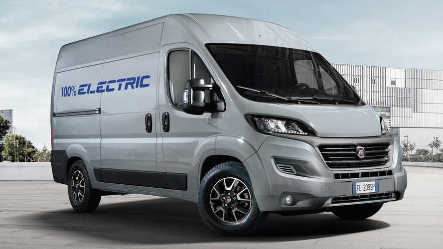 Así es el nuevo Fiat E-Ducato, la furgoneta en versión 100% eléctrica