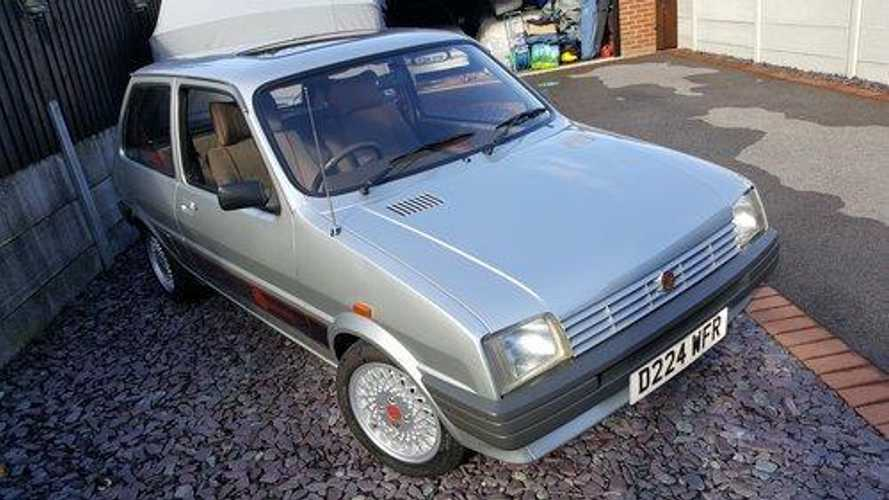 Throwback Tuesday: 1987 MG Metro