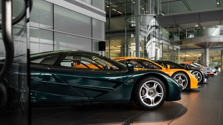 McLaren to slash workforce by more than a quarter after coronavirus setbacks
