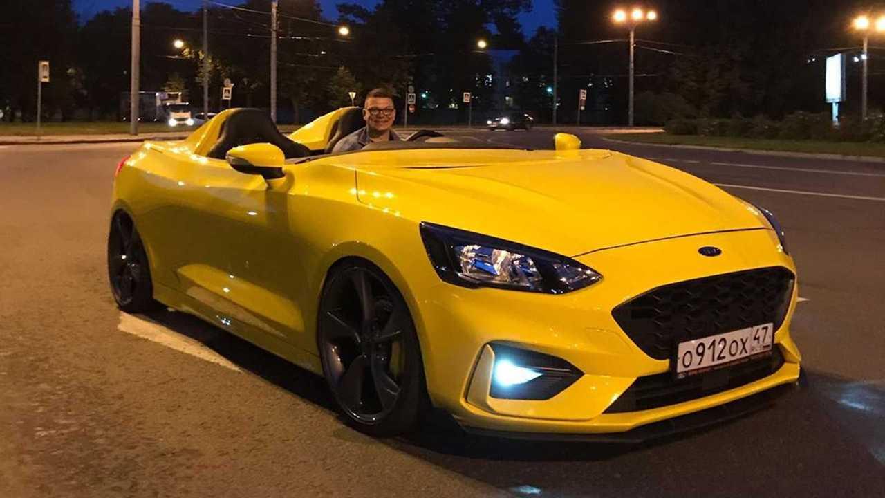 Ford Focus gyorshajtó átalakítás