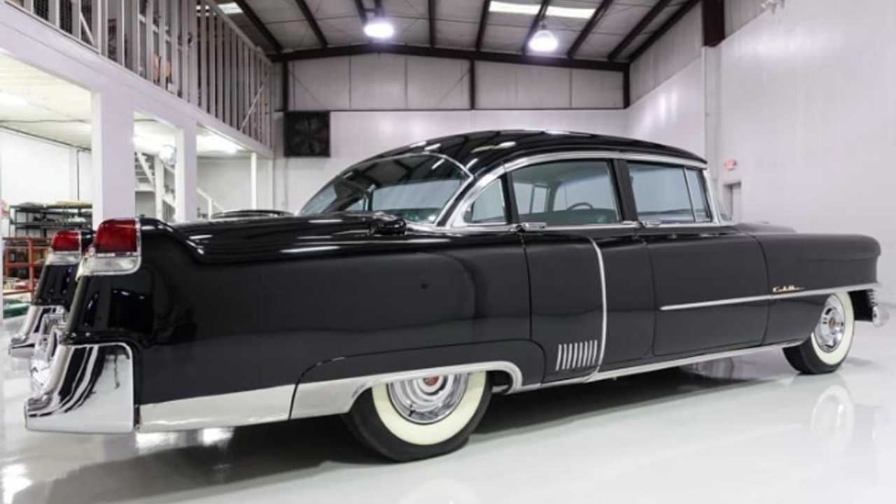 Marilyn Monroe's 1954 Cadillac Fleetwood 60 Special for sale