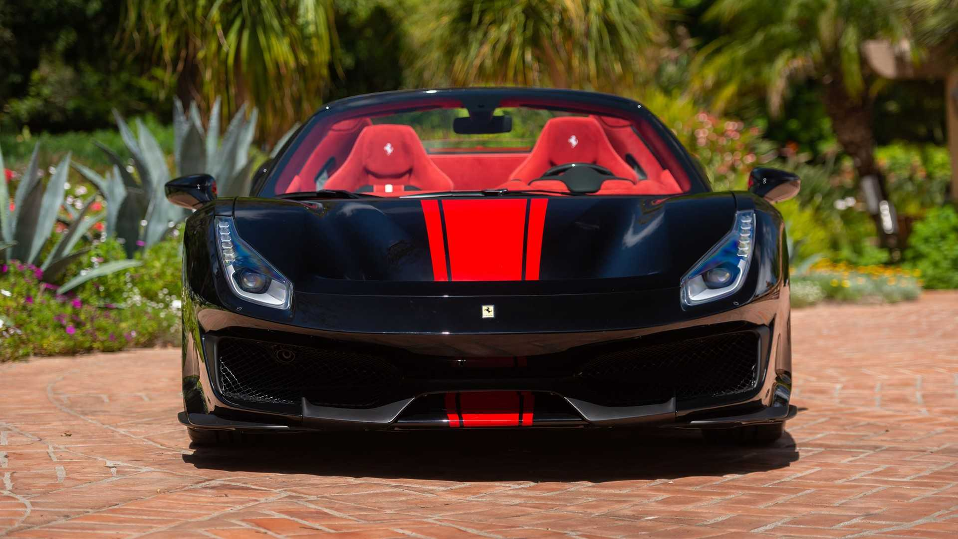 El Precio Del Ferrari 488 Pista Spider Ya Se Ha Duplicado
