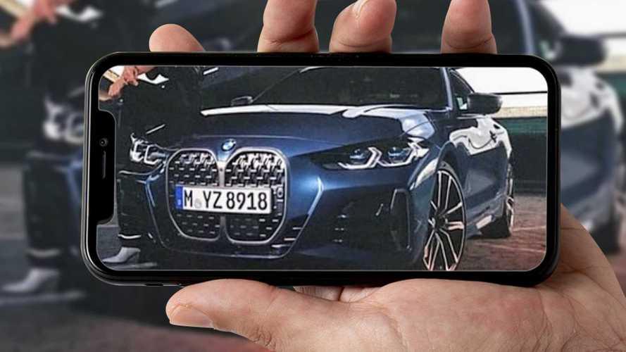 Nuova BMW 4 Series, ecco le prime foto (rubate) della coupé tedesca