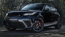 Manhart Modifiyeli Range Rover Velar SVAutobiography
