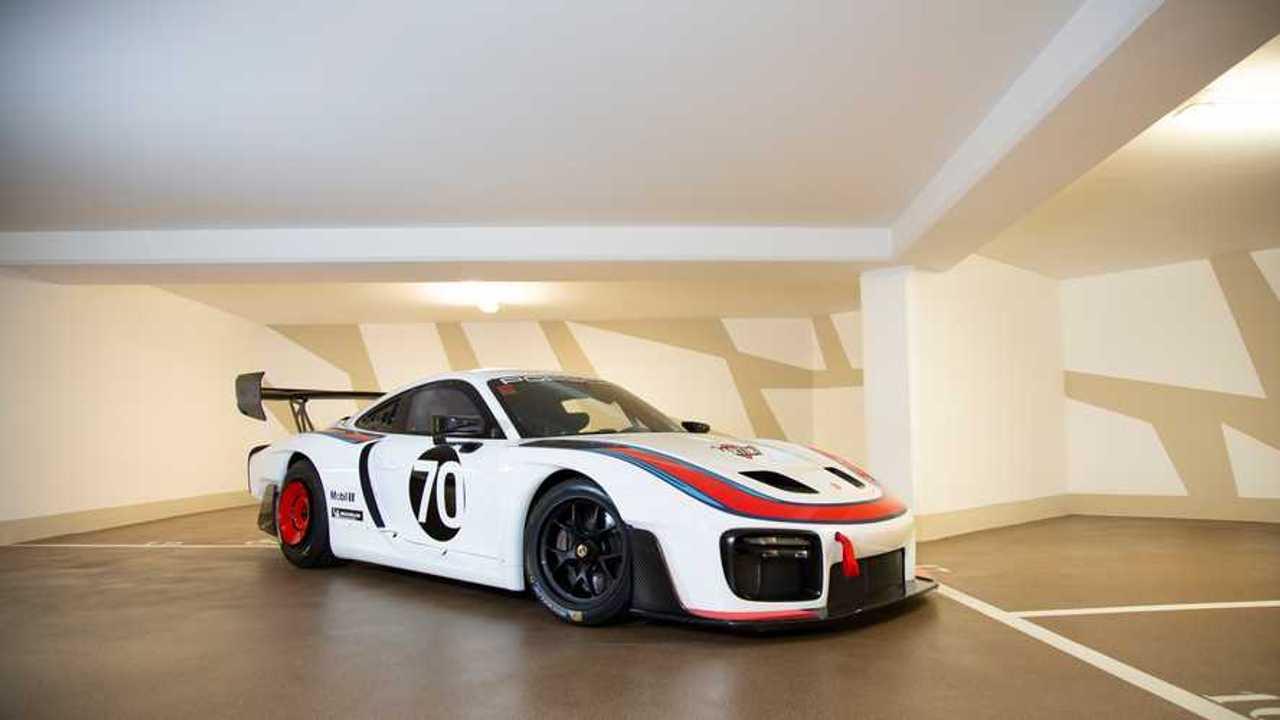 Porsche 935 Martini, a subasta