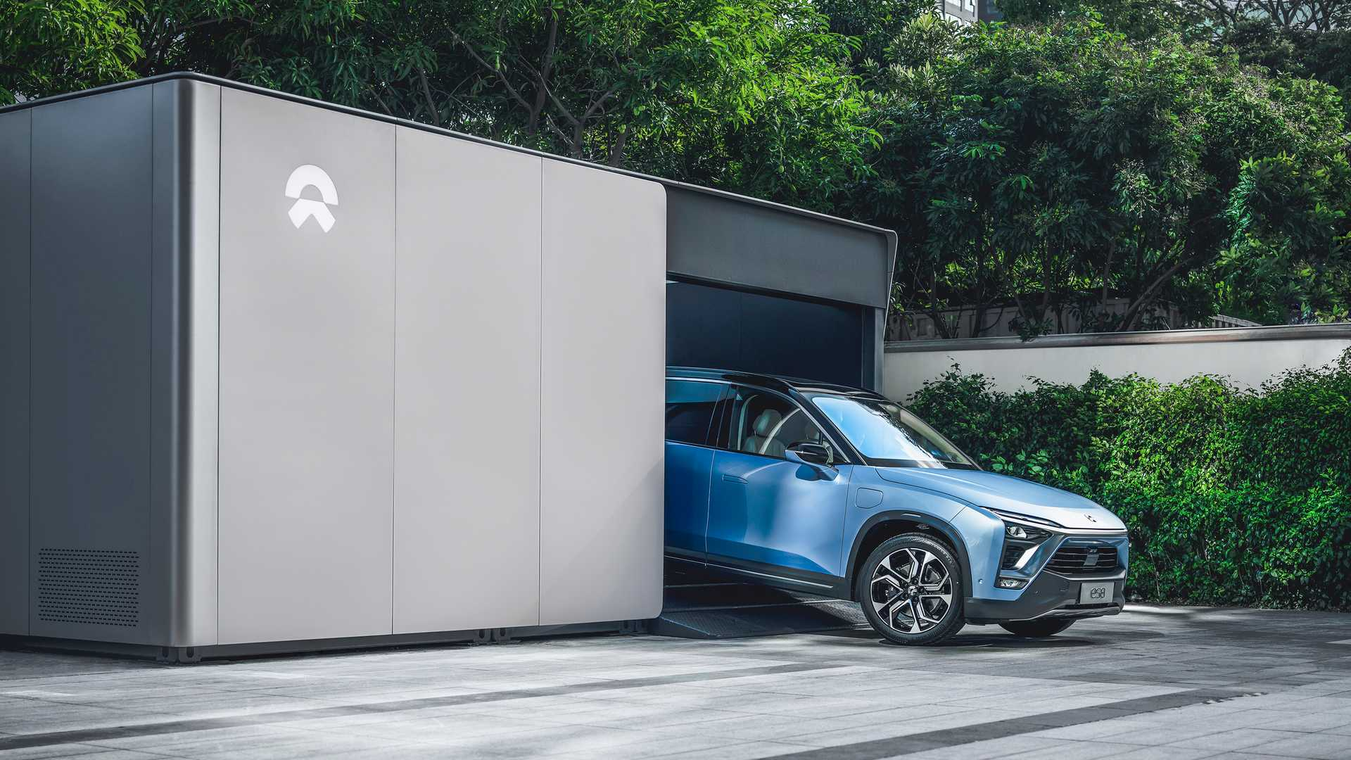 Cumulative Number Of NIO Power Battery Swaps Reaches 500,000