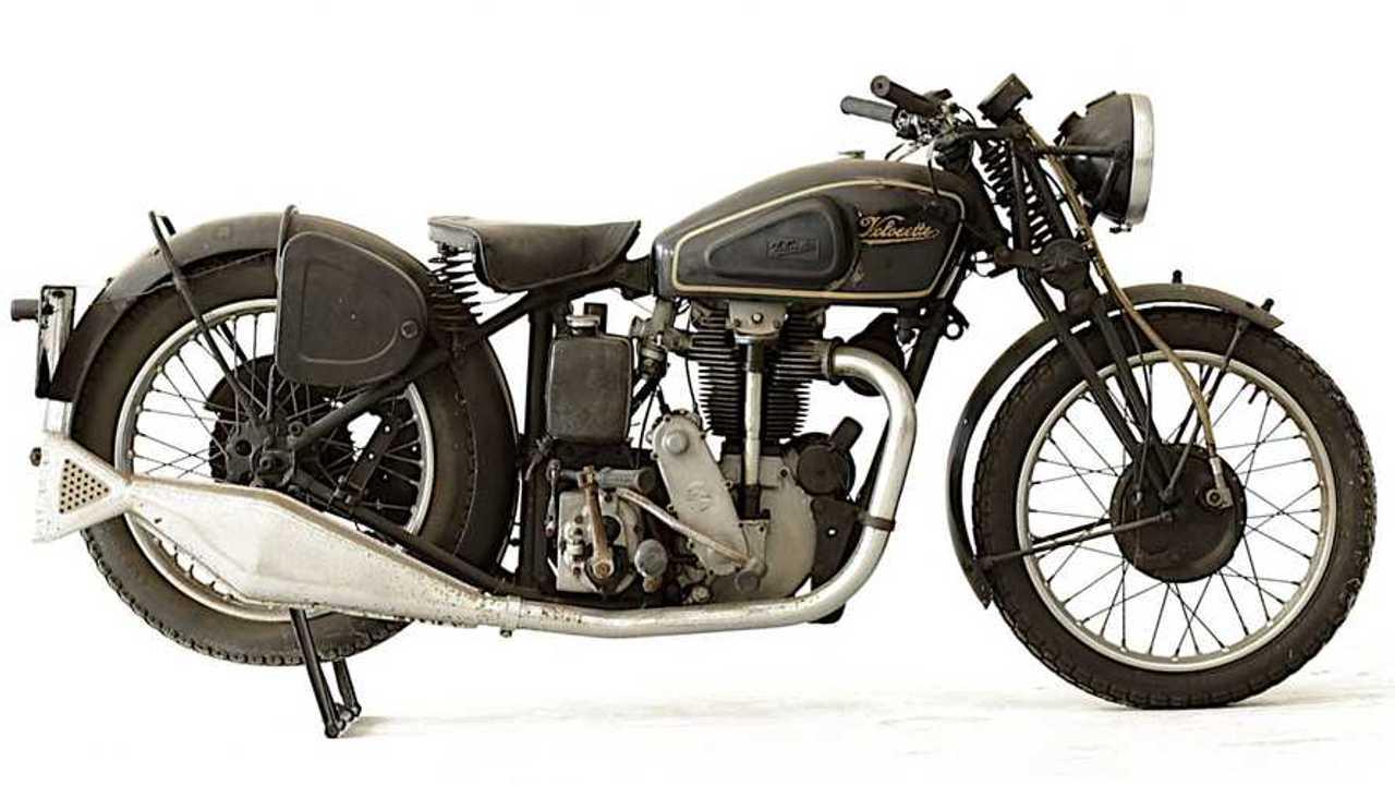 1938 Velocette KSS