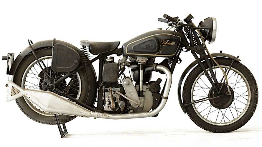 This 1938 Velocette Wants To Be Your Pre-War Project Bike