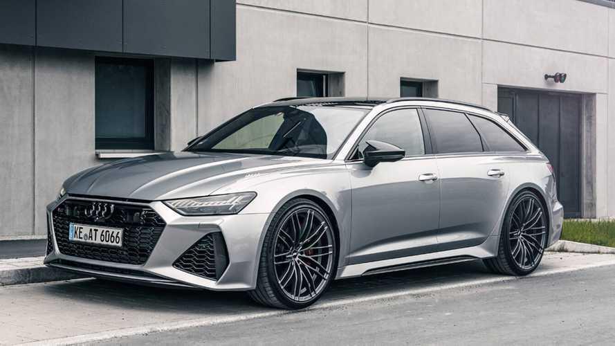 ABT présente sa réinterprétation de l'Audi RS 6 Avant