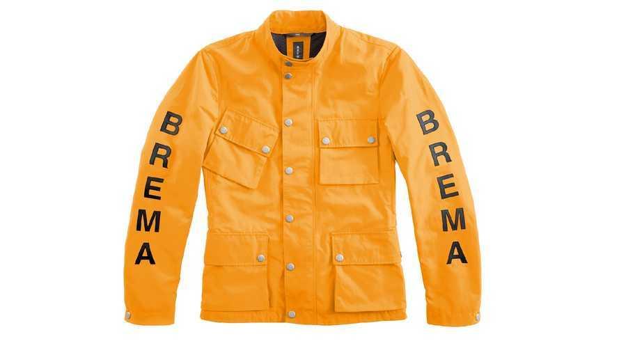 Brema Silver Vase, la giacca classic evolve