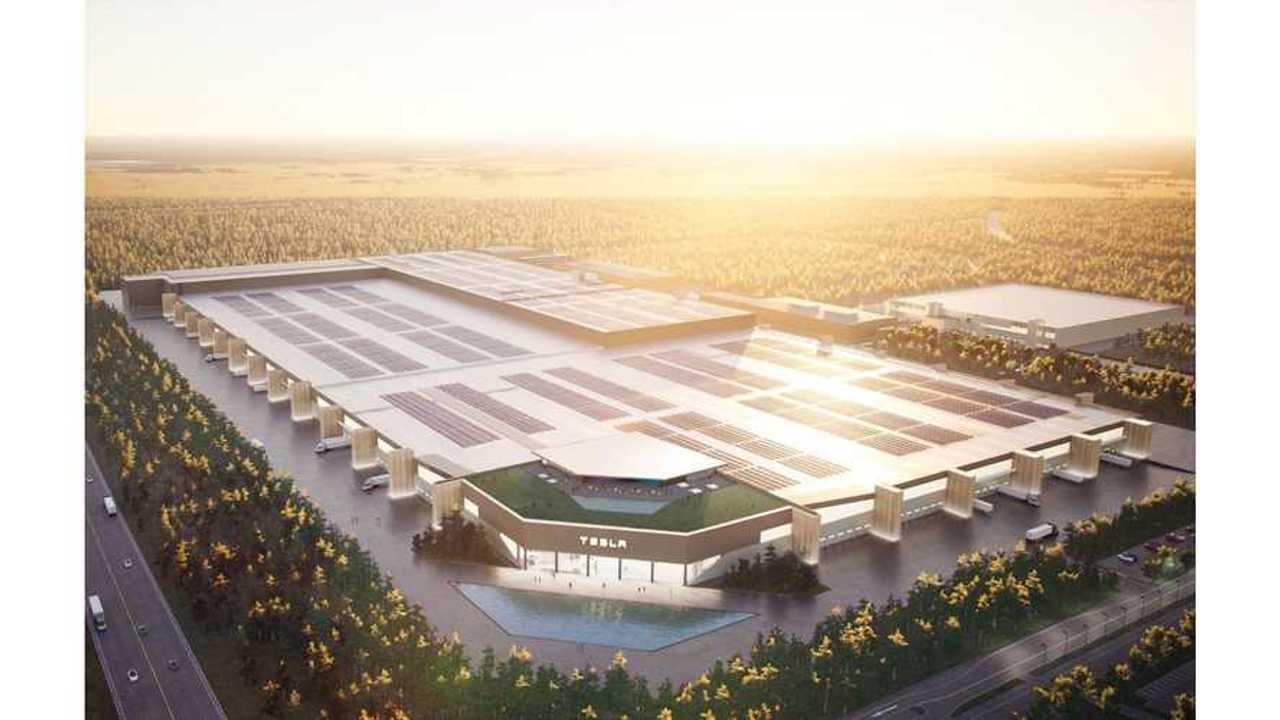 Tesla: ecco la Gigafactory Berlino