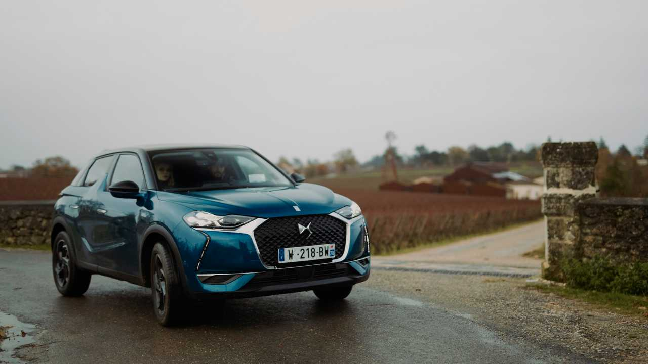 DS DRIVE ASSIST del DS 3 CROSSBACK