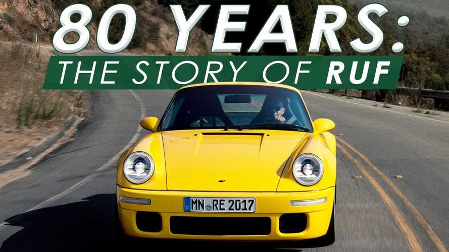 RUF releases 80th anniversary YouTube video