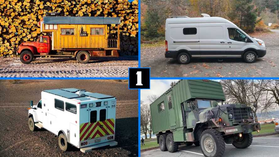 10 Amazing Homebuilt Campers That Will Make You Embrace Vanlife