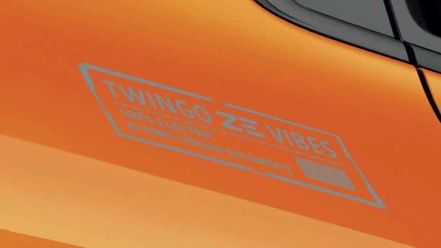 Renault Twingo Z.E. Vibes (2021)