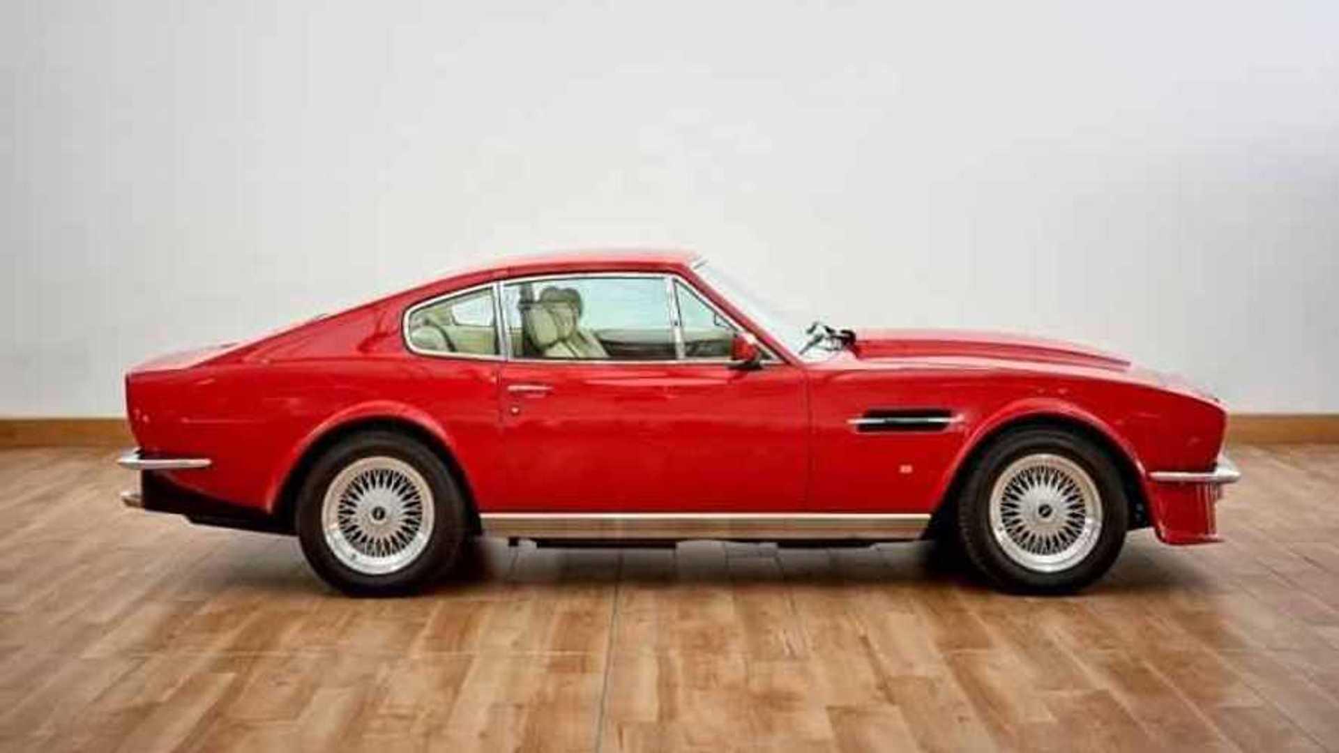 Classics For Sale 1987 Aston Martin V8 Vantage X Pack