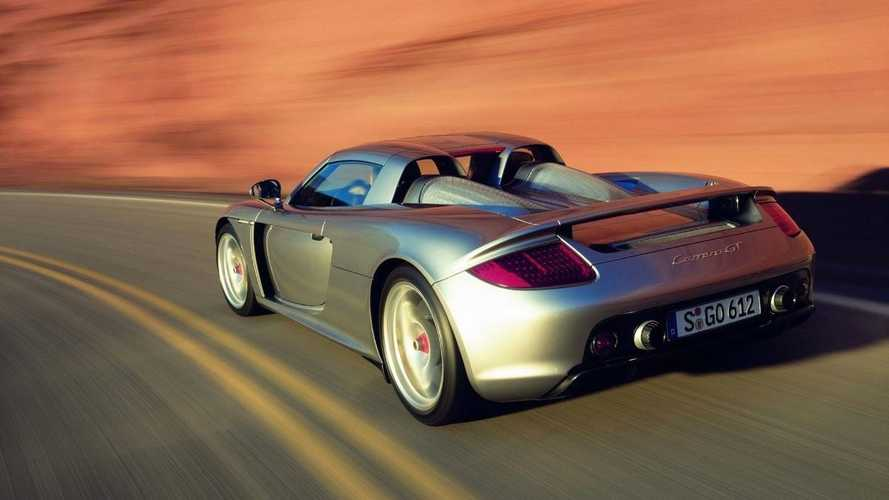 You have the Cayenne to thank for the V10 Porsche Carrera GT