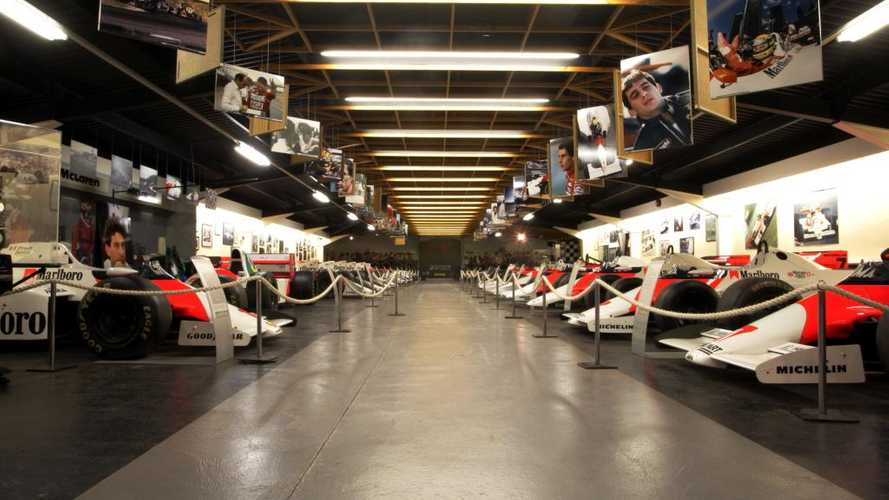 Donington Grand Prix Collection museum to close in November