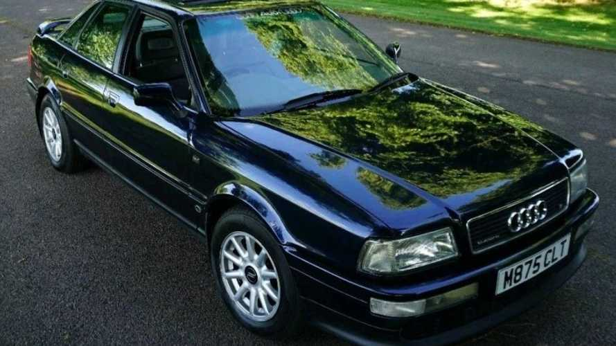 1995 Audi 80 Quattro for sale: 4WD thrills for £2K!