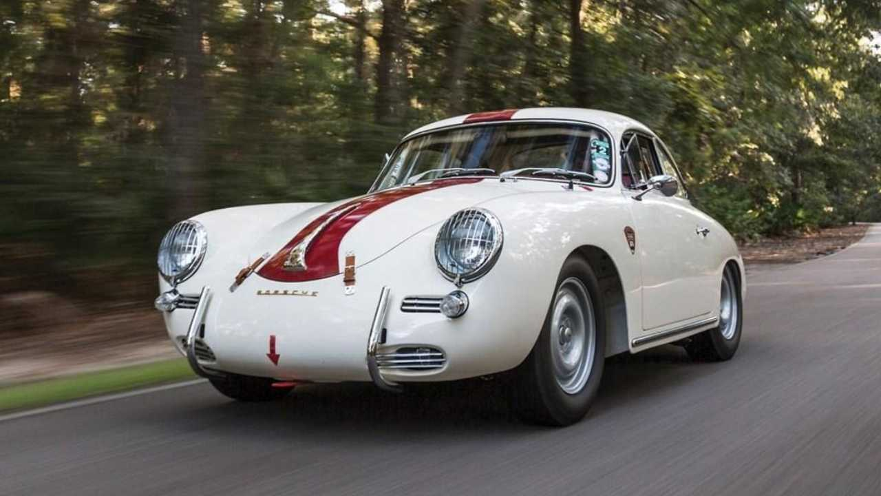 Classics for sale: Porsche 356 B - an ideal period race and road machine