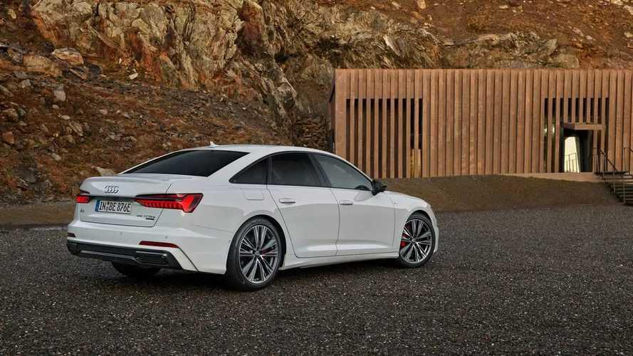 Audi A6 50 TSI Plug-in Hybrid