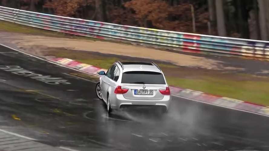 El mejor vídeo recopilatorio de Nürburgring: ¡no te lo pierdas!