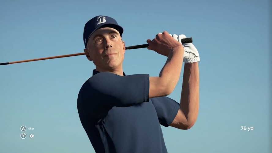 PGA Tour 2K21, il primo video di gameplay ufficiale