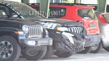 2021 jeep grand cherokee spied