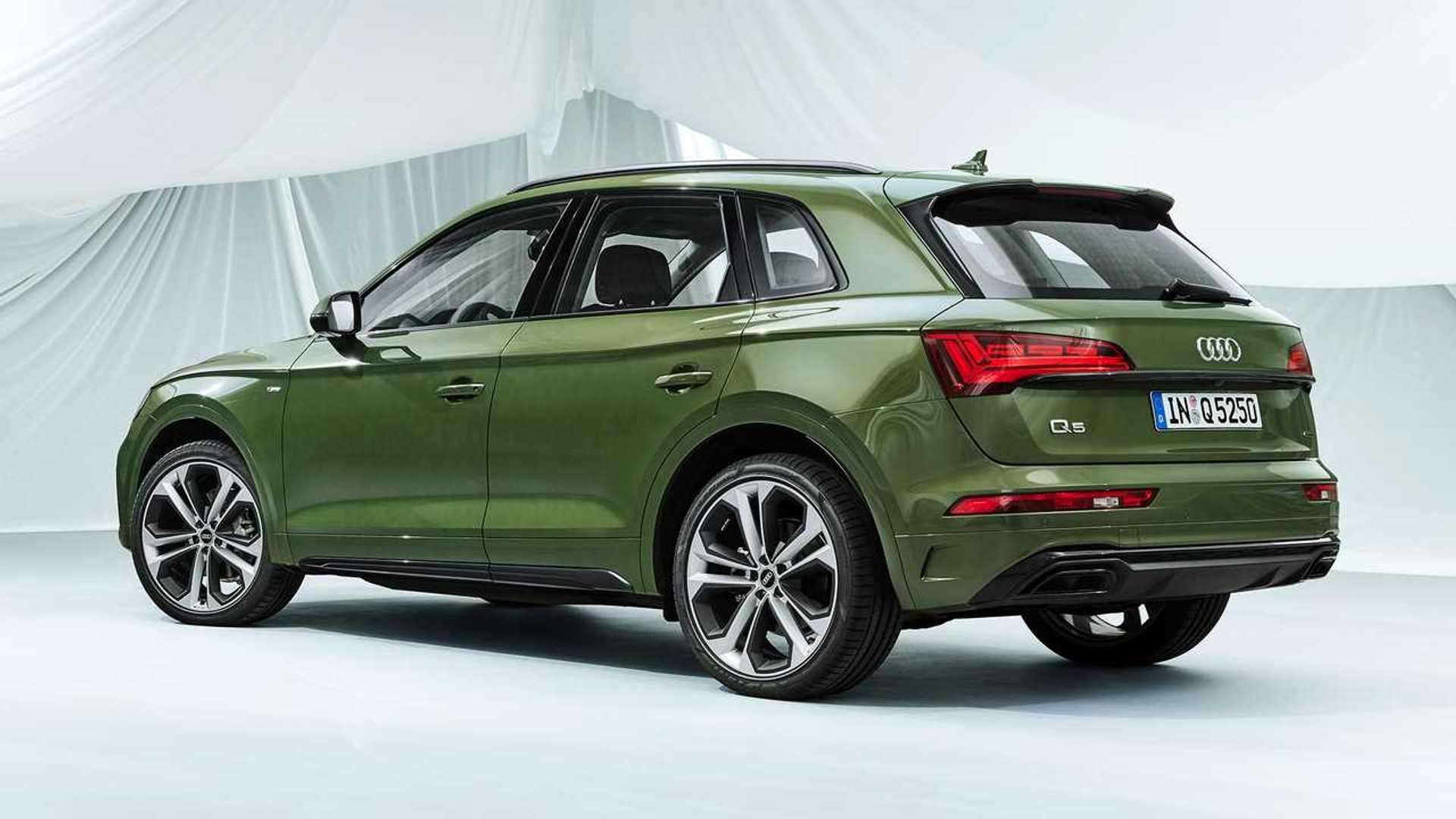 Audi Q5 II Restyling (2020) 52
