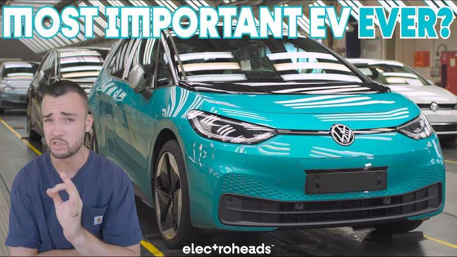 Will The Volkswagen ID.3 Be The Most Important Car Of The Decade?