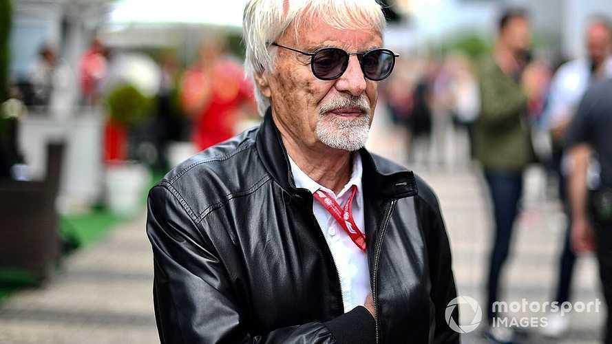 La F1 réagit fermement après des propos polémiques d'Ecclestone