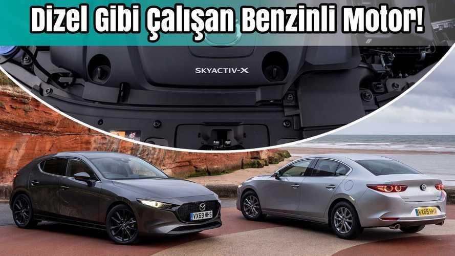 Dizel gibi çalışan benzinli motor: Mazda SkyActiv-X | Bilgin Olsun