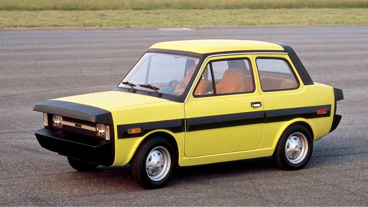 Prototipo Fiat E.S.V. (1972) — Fiat 179