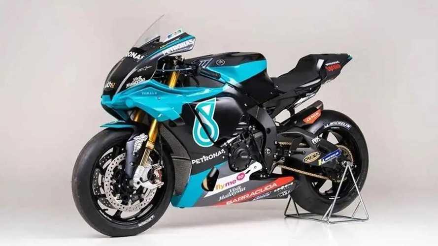 2020 Yamaha YZF-R1 Petronas Edition