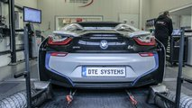 BMW i8 Tuned By DTE Systems