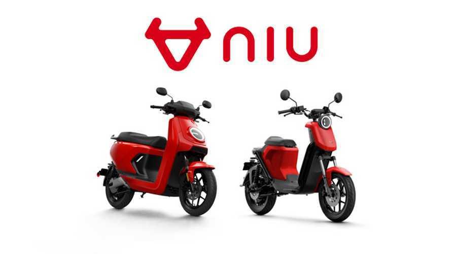 NIU presenta gli scooter elettrici NQi GTS e UQi GT