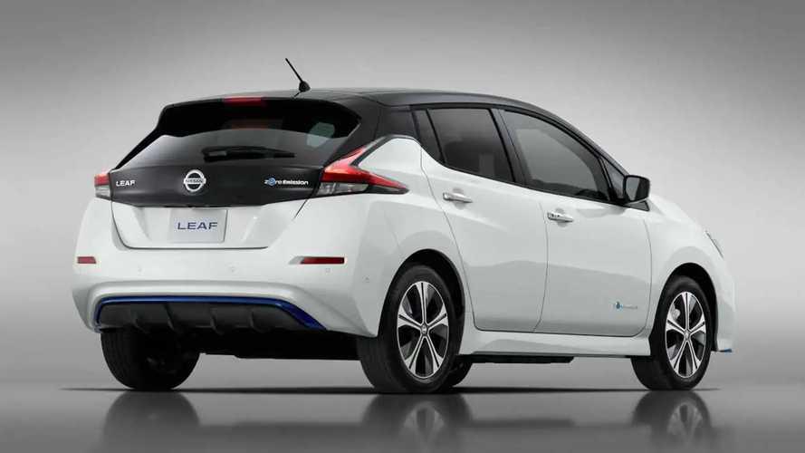 Nissan заменит Leaf электрокроссовером