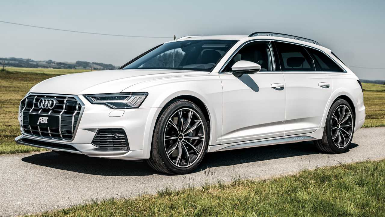 Audi A6 Allroad by ABT lead image