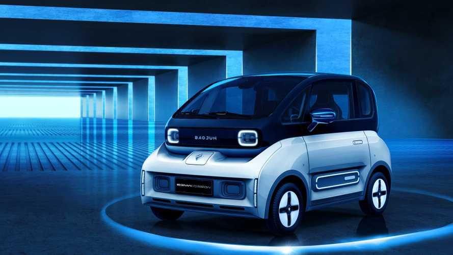 Baojun E300: el urbano eléctrico de 7.000 euros, solo para China