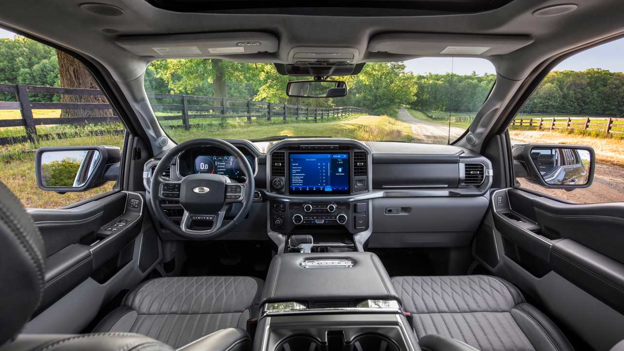 2021 Ford F100 Research New