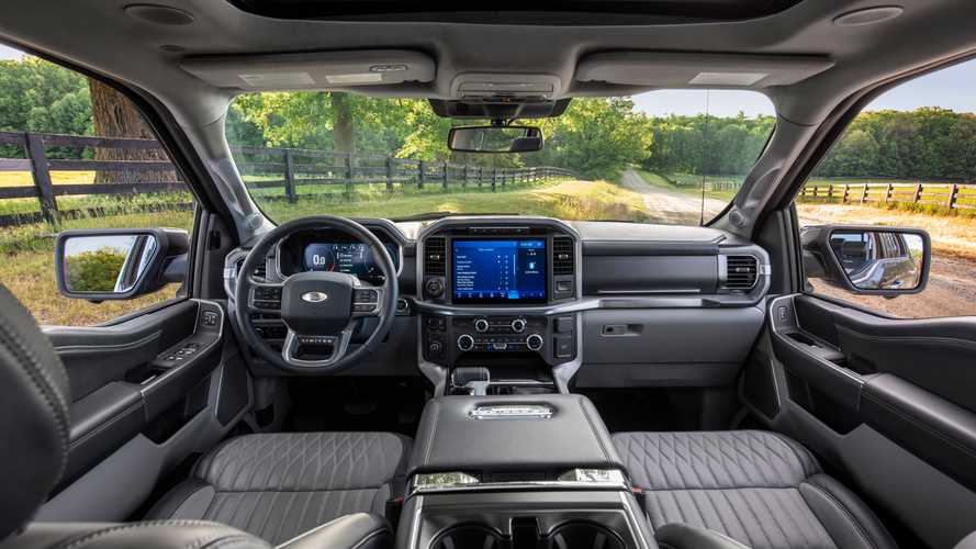 2021 Ford F-150 Display Screens Look Amazing In New Video