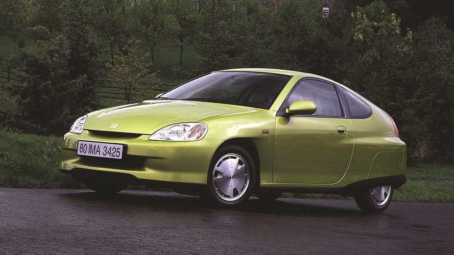 Se cumplen dos décadas de la tecnología híbrida de Honda
