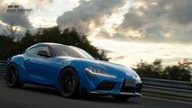 2020 Toyota Supra in Gran Turismo Sport