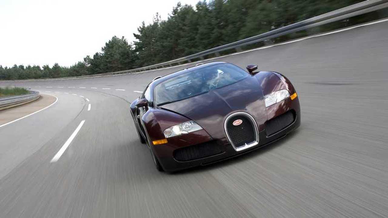 Bugatti Veyron — 15. év a 250-MPH akadály megtörése óta