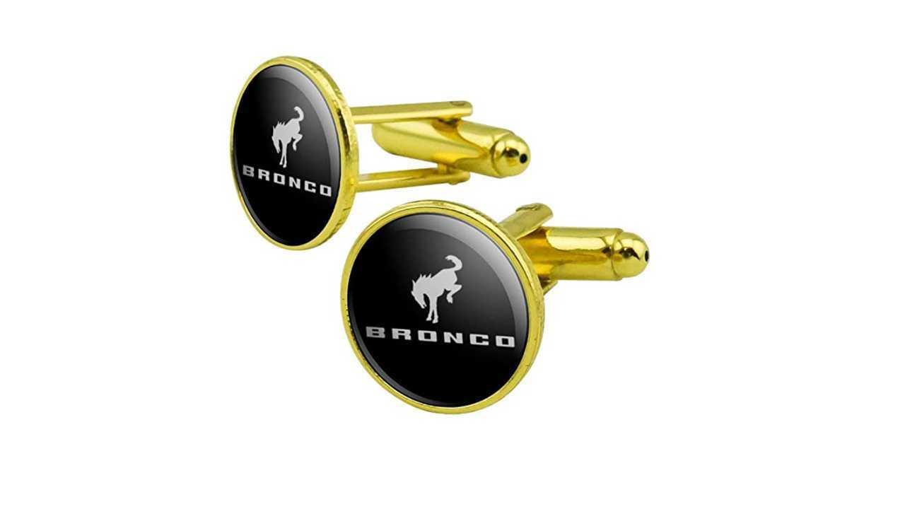 Bronco Cufflinks